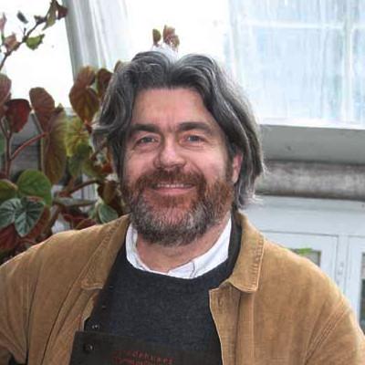 Stig Lauritsen, TV-vært, havedesigner, forfatter