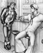 Tom of Finland, 1962
