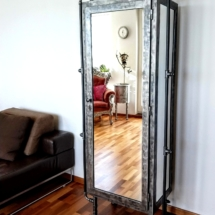 01 Corona Mirror Cabinet by Spring and Gears