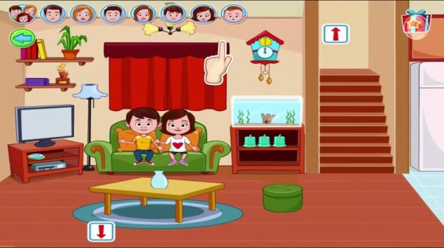 My Town   Home Doll House by My Town Games LTD Every thing is possible when you play the new My Town   Home game  With  lots of rooms to explore and a huge family to play with each game is a  different