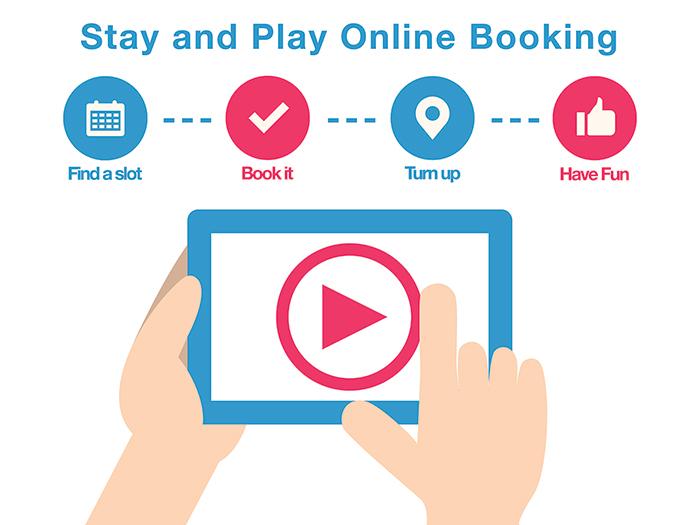 Online-Bookingweb