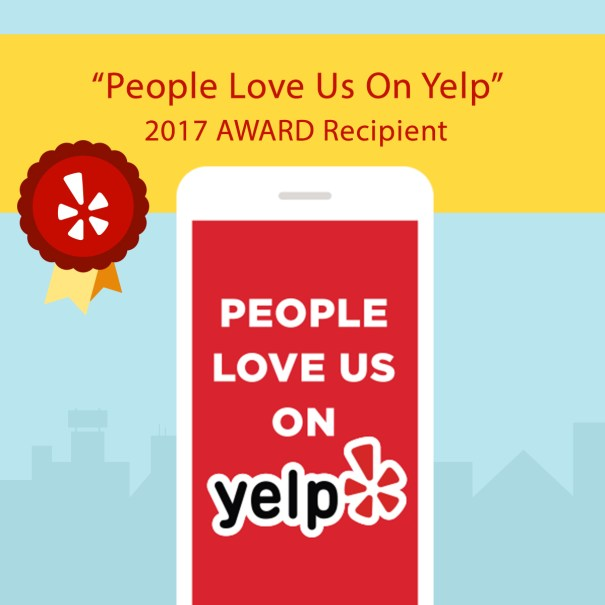Oakley Yelp Award