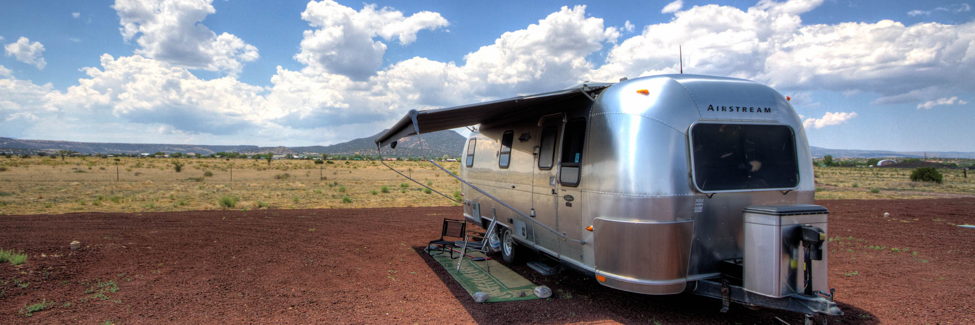 Airstream RV Camping at Springerville RV Park
