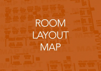 YEAR 9 ROOM LAYOUT MAP