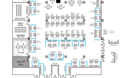 UPDATED ROOM LAYOUT MAP