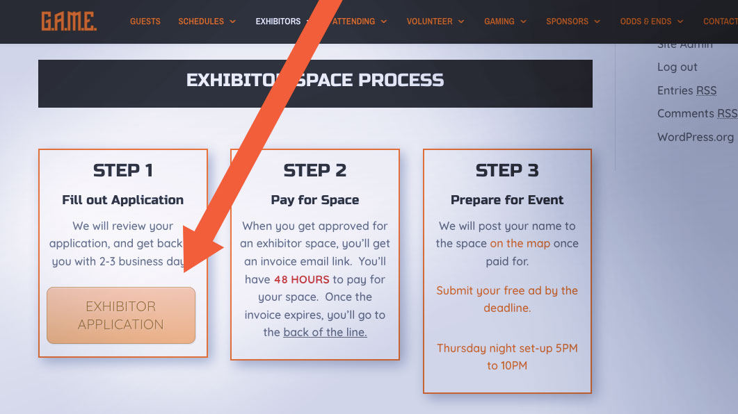 EXHIBITOR SPACES ON SALE!