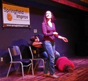 Ladies Night @ Springfield Improv