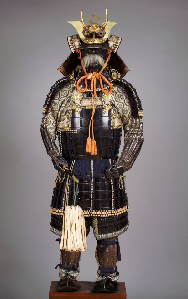 Suit of Armor, Miochin Family | Springfield Museums