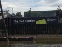 Thames Flood Barrier (1/2)