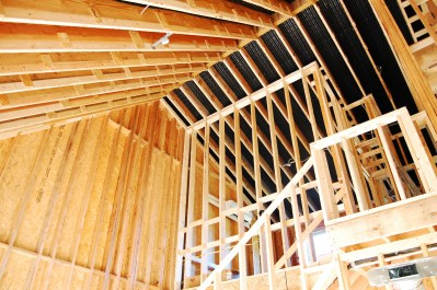 The height of our ceilings have made framing complicated and challenging.