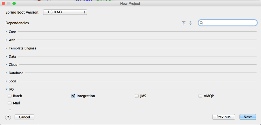 IntelliJ and Spring Initializr