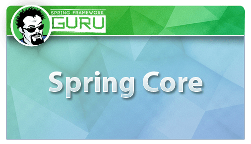 Spring Core Online Course