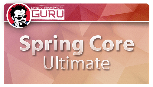 Spring Core Ultimate