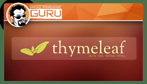 Thymeleaf Spring Course