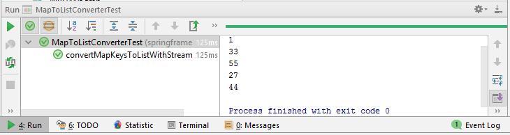 Converting Java Maps to Lists - DZone Java