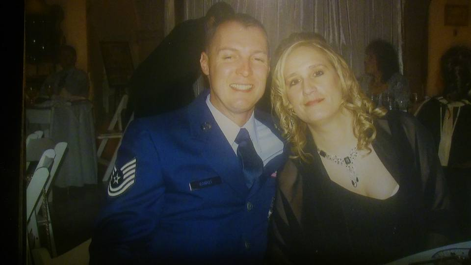 Photo Credit: Facebook Left to right: Richie Rankel, Heather Rankel (deceased)