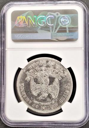 AC-7 1876 Trade Dollar