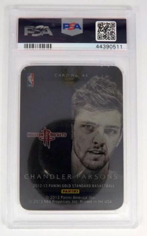 2012 Panini Gold Standard Chandler Parsons #44
