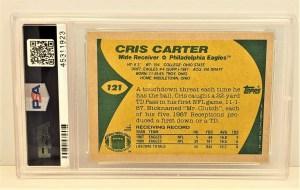 1989 Topps Chris Carter #121