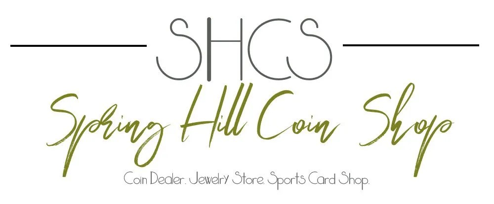 Buy Now - Spring Hill Coin Shop