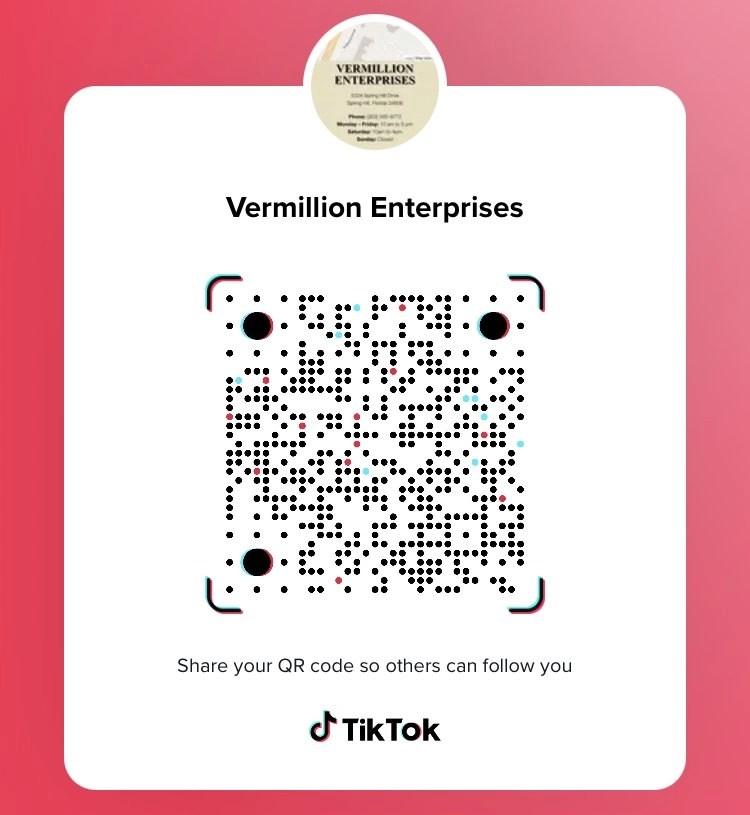 tiktok vermillion enterprises