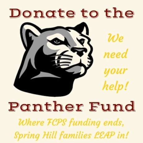 Donate to the Panther Fund