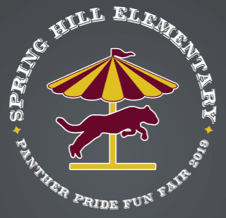 Fun Fair 2019 T-shirt logo