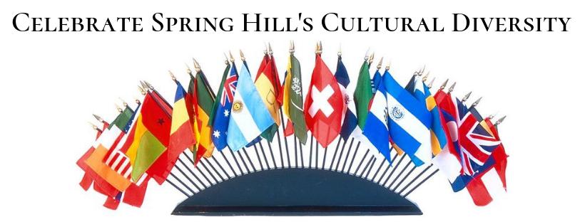 Celebrate Spring Hill's Cultural Diversity)