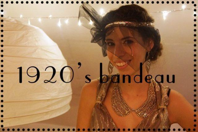 1920s bandeau