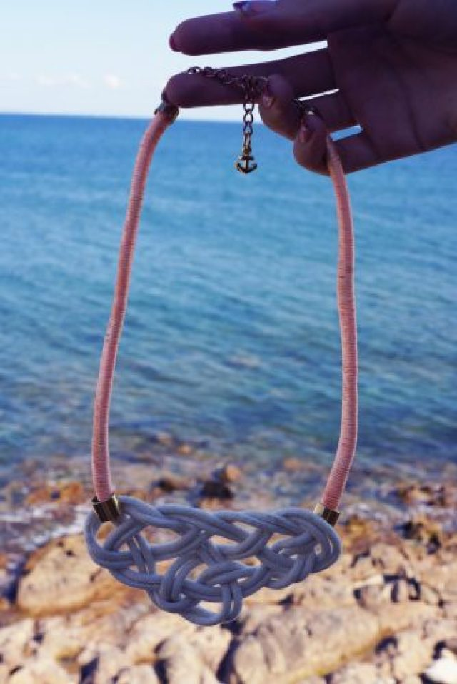 collier marin complet