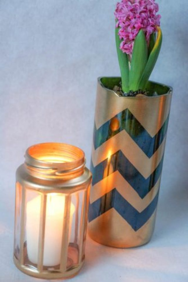 diy wine bottle vases (2 of 4)