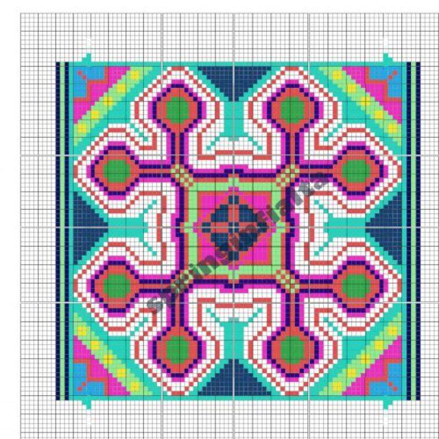idee pattern cross stitch copy