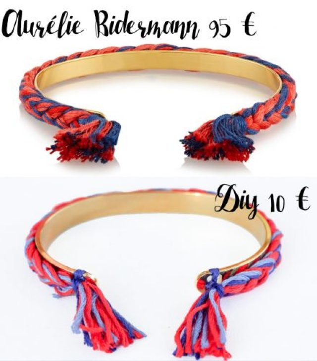 aurelie bidermann vs DIY