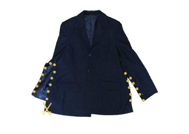 blazer to cape - 1