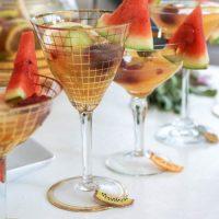 DIY Fruits miyuki identificateurs de verres
