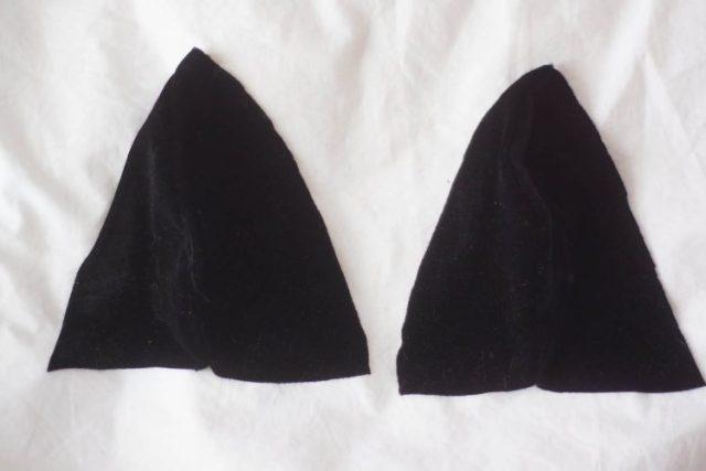 DIY ensemble lingerie velours Spring in Fialta