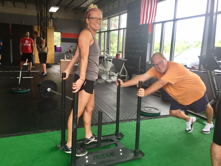 """I'm Getting Stronger Every Day, But it is Humbling""- Gary's Progress Week 2"