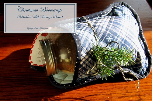 Handmade Christmas Gift Boot Camp