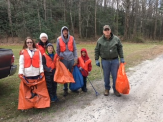 2017 Litter Cleanup