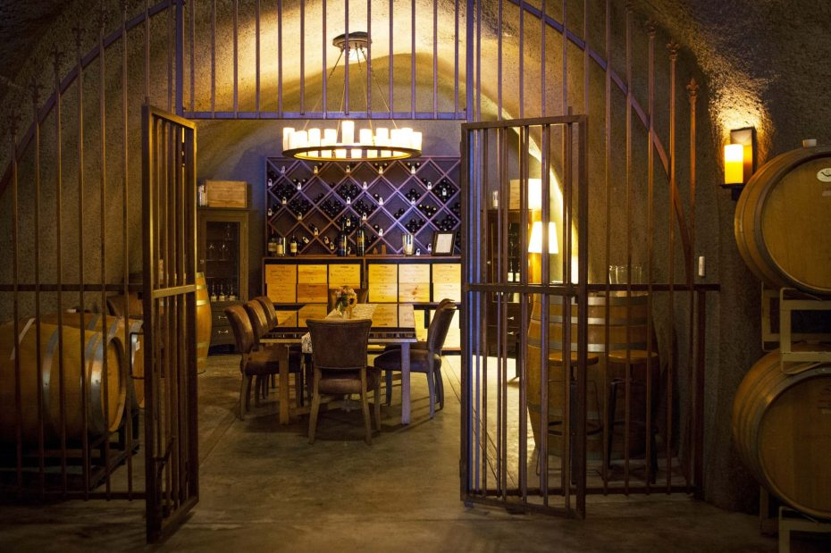 Barnett Vineyard Reserve Room