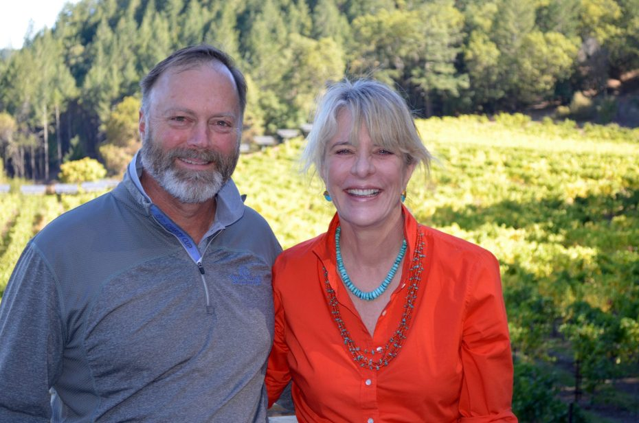 Keenan Winery Owners
