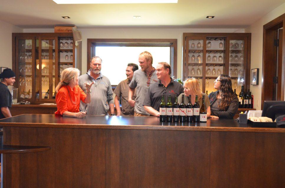 Keenan Winery Team