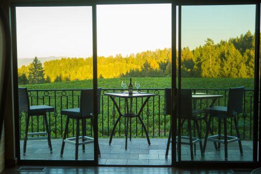 Schweiger Winery - View