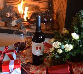 Keenan Winery Christmas
