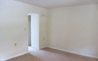 Type A 1 Bedroom Living Room