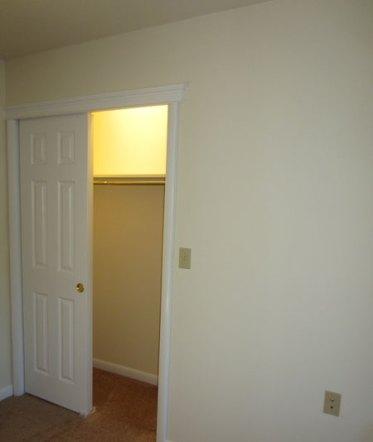 Type C Efficiency Closet