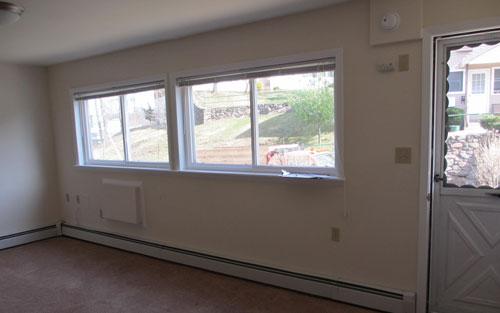 Type G 1 Bedroom Window and Door