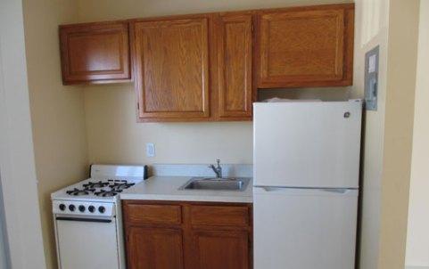 Type I Efficiency Kitchen