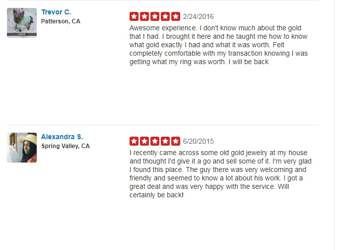 Yelp Review 01