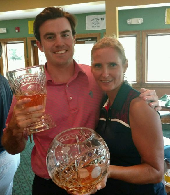 2016 Club Champions - Michael Carrig Jr. & Michelle Kirby
